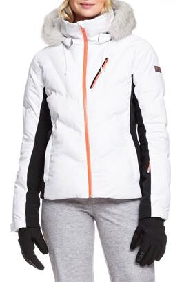 Roxy Snowstorm Waterproof DryFlight® WarmFlight® Insulated Snowsports Jacket