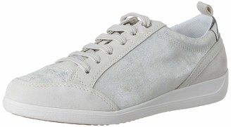 Geox Women's D Myria A Low-Top Sneakers