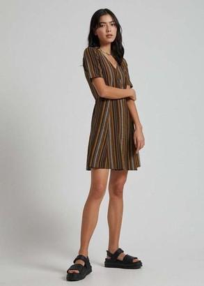 Afends - Motel Wrap Dress - UK6