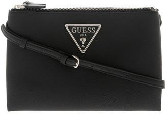 GUESS Wilder Zip-Top Crossbody Bag