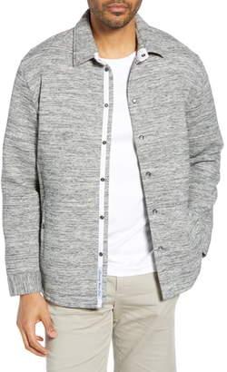 Robert Graham Roxton Regular Fit Knit Jacket