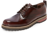WANT Les Essentiels Montoro Lug Sole Derbys