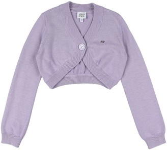 Armani Junior Wrap cardigans