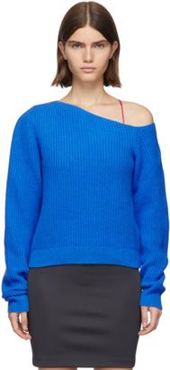GAUGE81 Blue Cashmere Alice Sweater