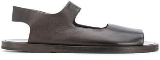 Marsèll Flat Touch-Strap Sandals