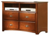 ACME Furniture Brandon Kids TV console - Antique Oak - Acme