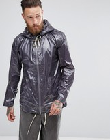 YMC Zipped Water Repellent Hooded Mac