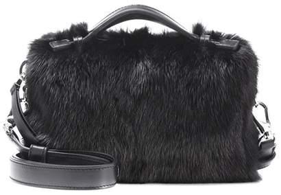 Tod's Fur shoulder bag