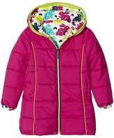 Hatley Nordic Bunnies Reversible Winter Puffer (Toddler/Little Kids/Big Kids)