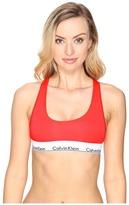Calvin Klein Underwear Modern Cotton Bralette Unlined