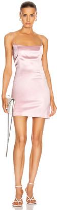GAUGE81 Medellin Mini Dress in Light Pink | FWRD