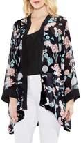 Vince Camuto Floral Gardens Kimono Blouse
