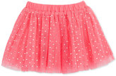 First Impressions Metallic-Heart Tutu Skirt, Baby Girls (0-24 months), Only at Macy's