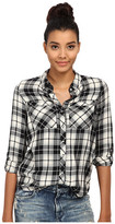 Only Lamponi Haley Long Sleeve Woven Shirt