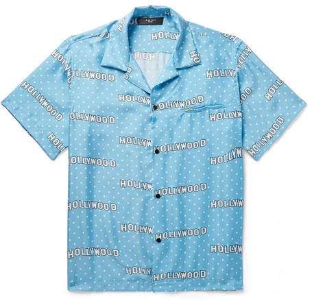 23f0d3fbc Silk Camp Shirts For Men - ShopStyle