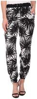 MICHAEL Michael Kors Printed Track Pants