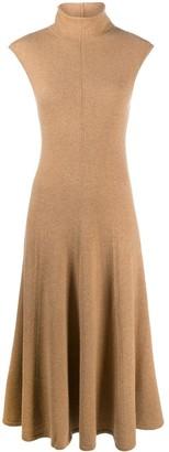 Polo Ralph Lauren Sleeveless Cashmere Dress