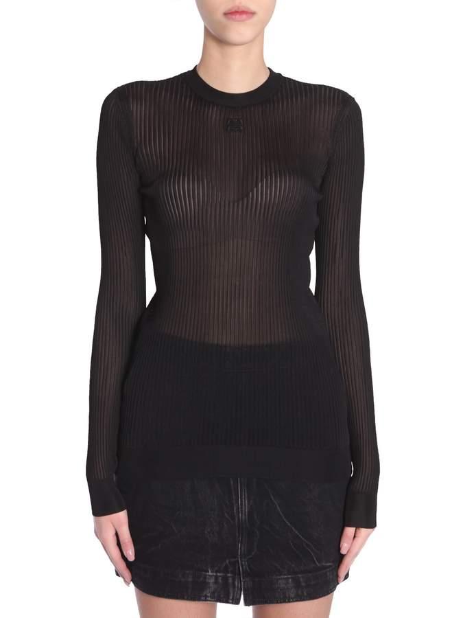 Givenchy 4g Long Sleeve Jumper