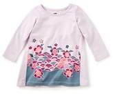 Tea Collection Infant Girl's 'Yuri' Graphic Dress