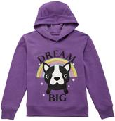 Knitworks KNIT WORKS Girl's 'Character' Glitter And Sequins Hoodie