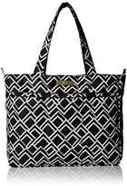 Ju-Ju-Be Legacy Collection Super Be Zippered Tote Diaper Bag, The Empress by