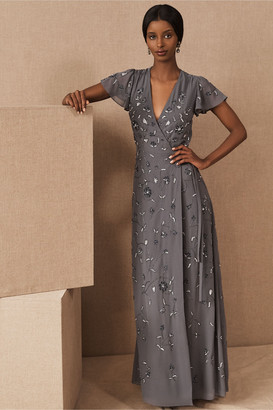 BHLDN Plymouth Beaded Dress
