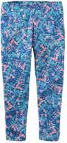 Osh Kosh Girls 4-12 Floral Full-Length Leggings