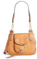 See by Chloe Susie Leather Shoulder Bag - Brown