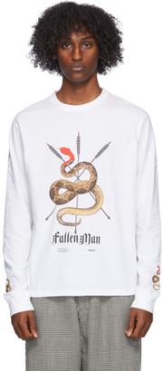 Undercover White Snake Fallen Man T-Shirt