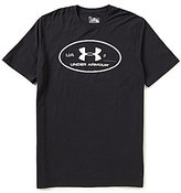 Under Armour Charged Cotton Locker Tag Short-Sleeve T-Shirt