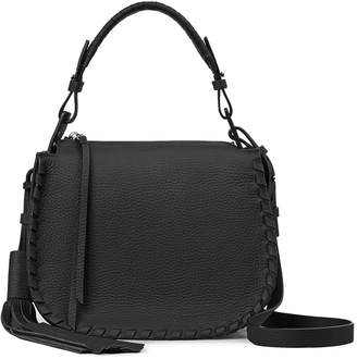 AllSaints Mori Lea Whipstitch Crossbody Bag