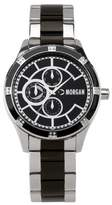 Morgan de Toi Women's Quartz Watch M1080B with Metal Strap