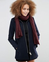 Warehouse Cable Knit Scarf