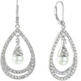 MONET JEWELRY Monet Jewelry The Bridal Collection Drop Earrings