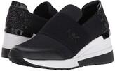 MICHAEL Michael Kors Felix Trainer (Black) Women's Shoes