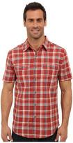 Royal Robbins Shasta Plaid Short Sleeve Shirt