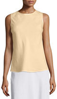 Nic+Zoe Sleeveless Easy Linen-Blend Top
