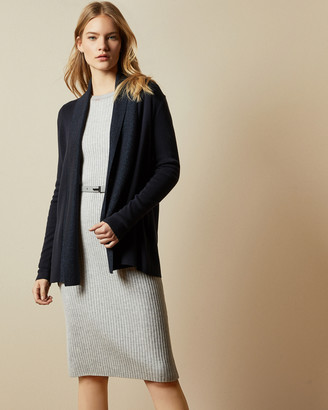 Ted Baker KARDII Satin back cardigan