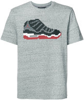 Mostly Heard Rarely Seen sneaker T-shirt - men - Cotton - L
