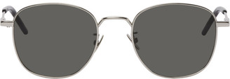 Saint Laurent Silver SL 299 Sunglasses