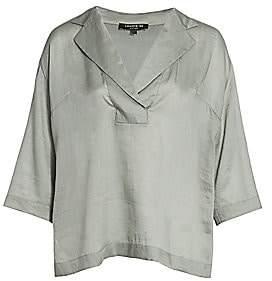 Lafayette 148 New York Lafayette 148 New York, Plus Size Women's Jane Kimono Sleeve Blouse