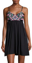 Coco Rave Tie-Up Back Cover Up Dress