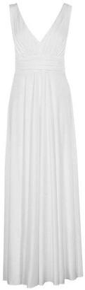 Biba Deep V Maxi Dress