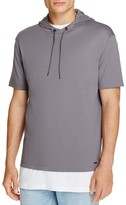 HUGO Develand Short Sleeve Hoodie Sweatshirt - 100% Exclusive