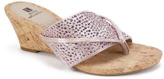 White Mountain Alexandria Wedge Sandals Women Shoes