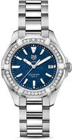 Tag Heuer Aquaracer Diamond Watch, 36mm