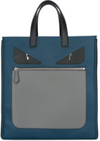 Fendi Bag Bugs tote - men - Nylon - One Size