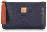 Dooney & Bourke Caldwell Collection Carrington Tasseled Pouch