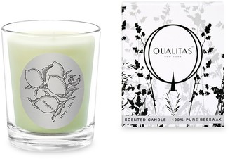 Qualitas Candles Lemon Tree Scented Beeswax Candle