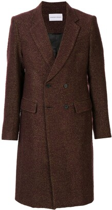 Strateas Carlucci Plated Surgical double breasted coat